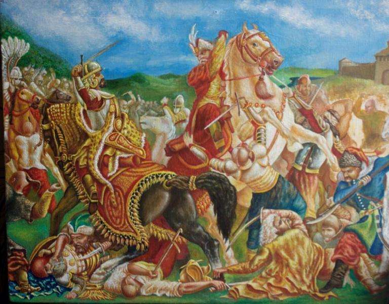 Battle of Pyliavtsi (1648)